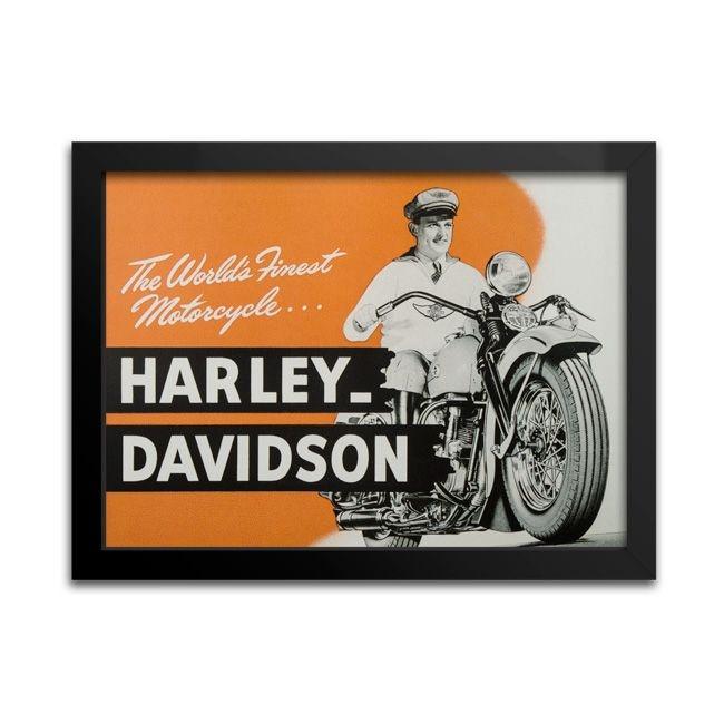 Quadro Harley-Davidson