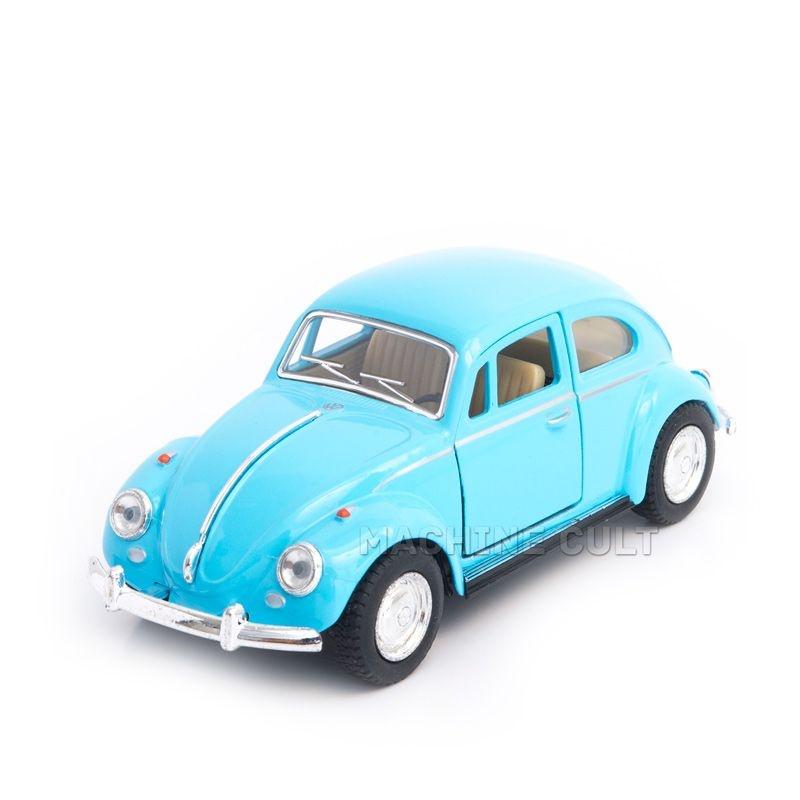 Miniatura Fusca Azul