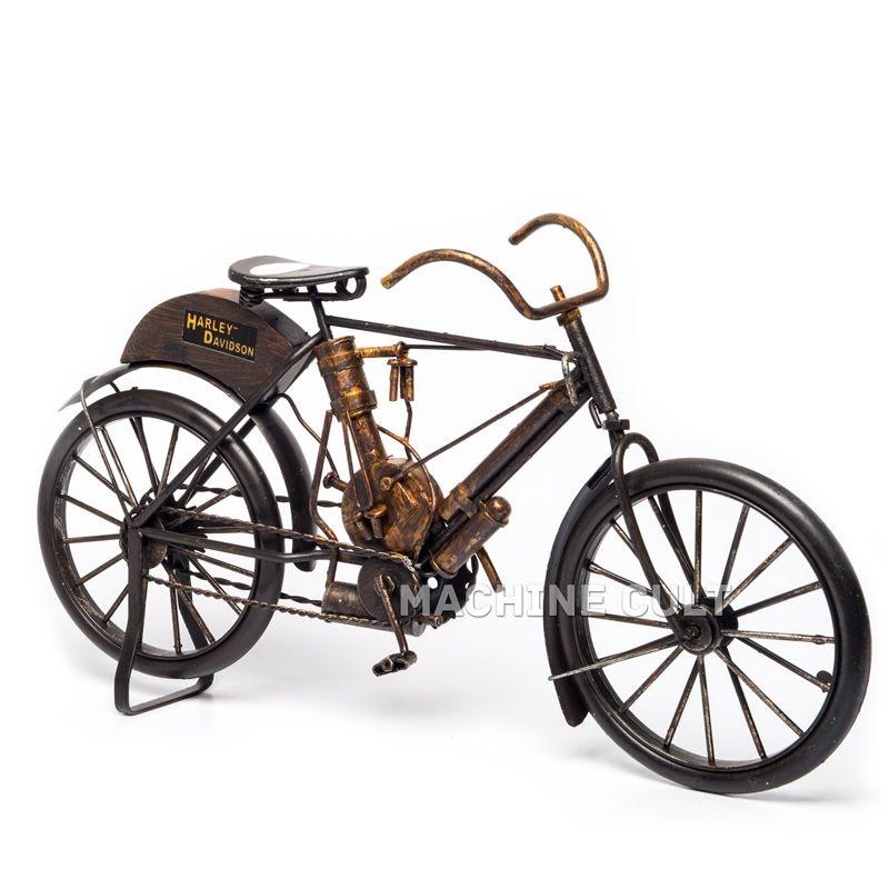 Miniatura Moto Vintage