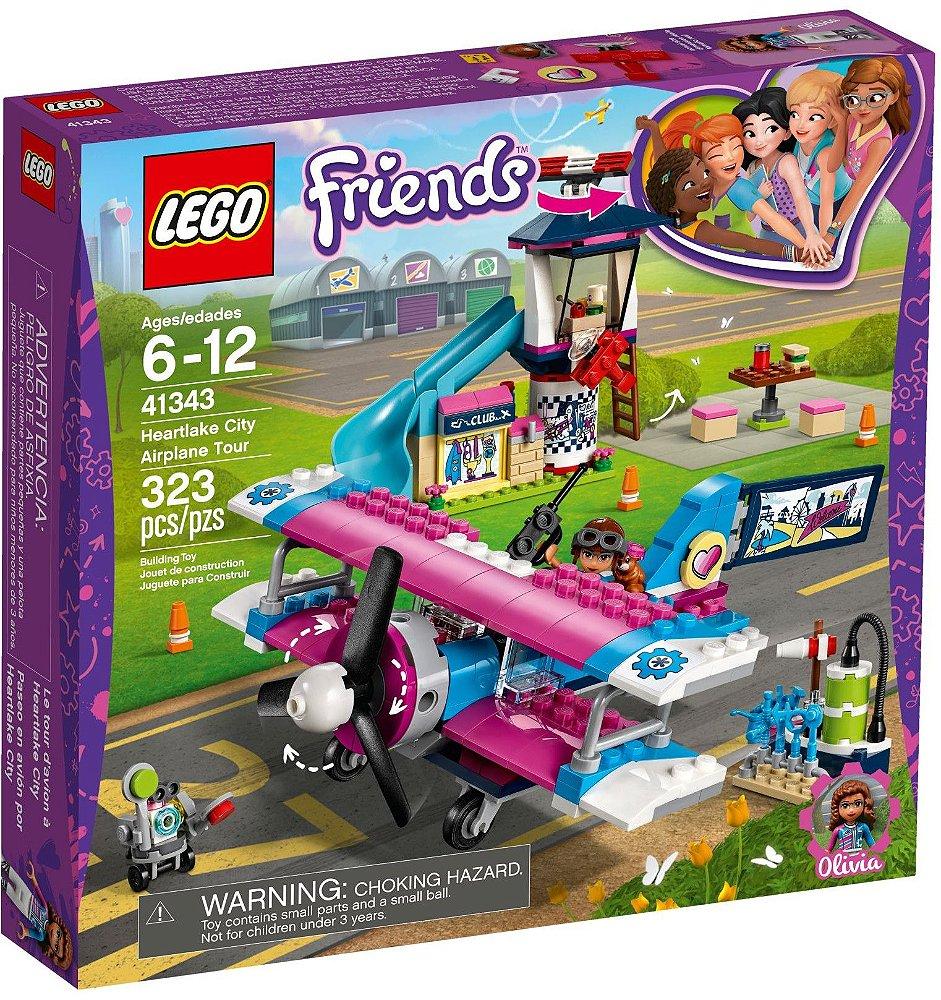 Lego Loja The Friends ImportsSua 41343 Bricks Especializada Em nwO08Pk