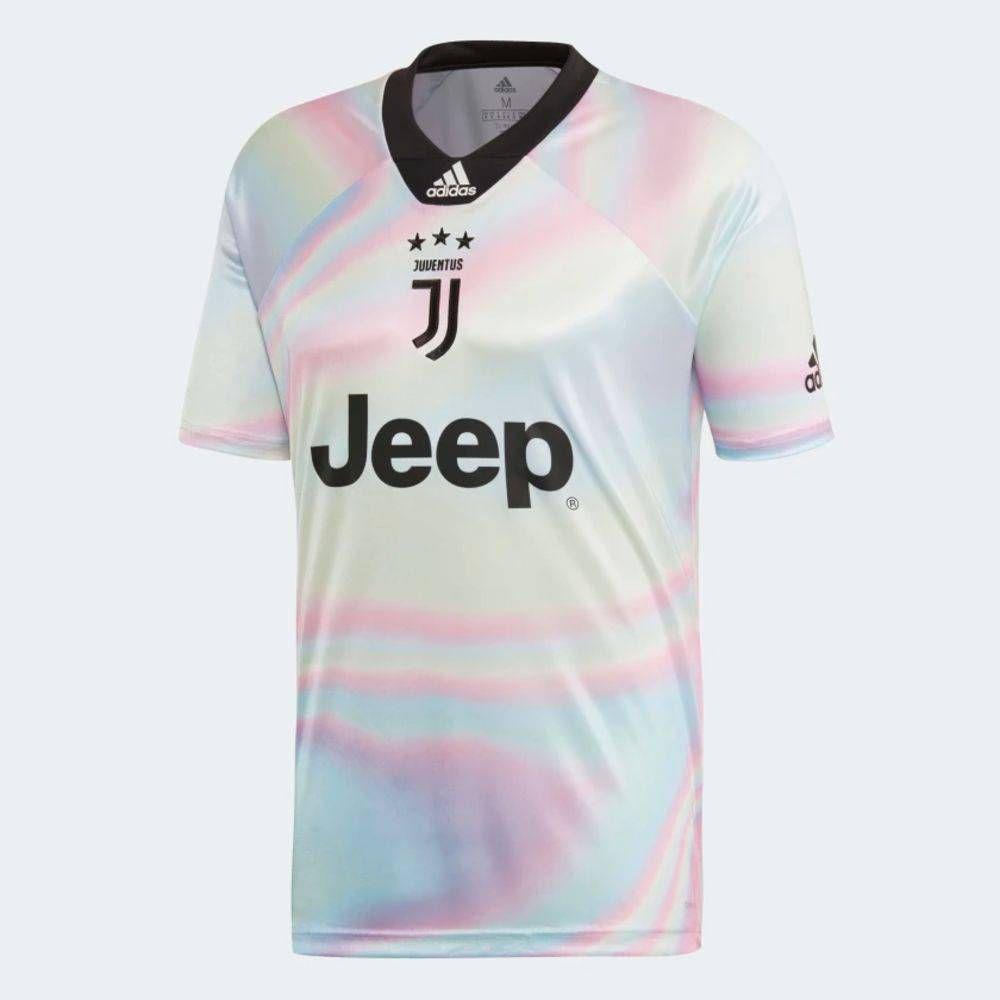 1f9e512639 Camisa Juventus Edição Limitada Fifa 19 Oficial Torcedor 2018 19 ...