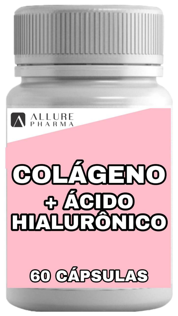 hialurônico caps 60 cápsulas