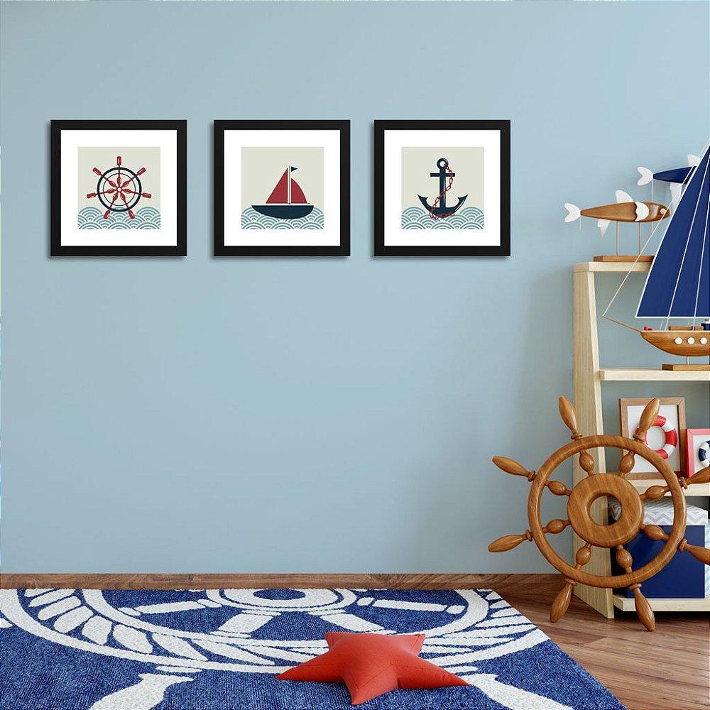 Quadrinhos Marinheiro para decoração