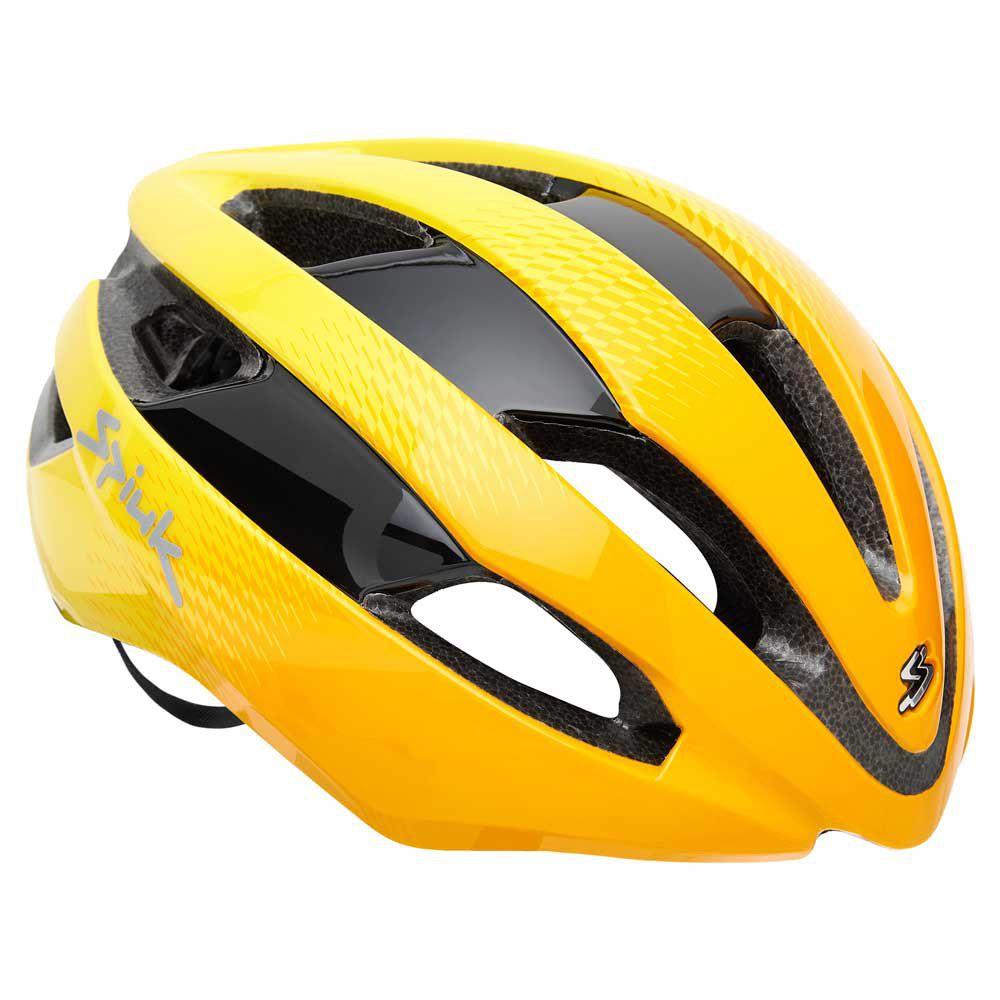 Capacete Ciclismo Spiuk Eleo Amarelo - Tech Sport Bikes