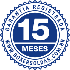 Garantia Registrada-15meses