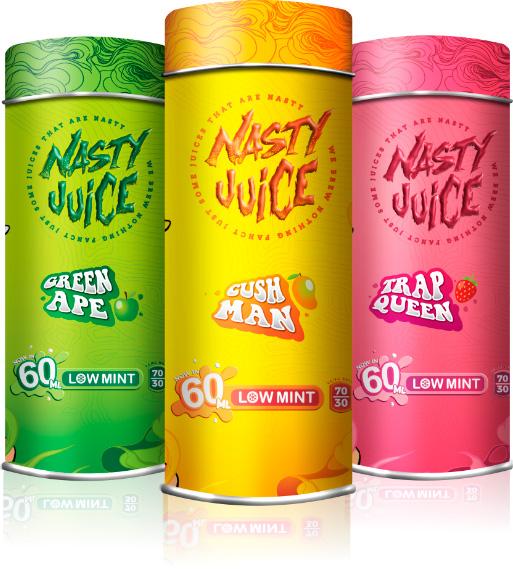 Nasty Juice Yummy Fruits
