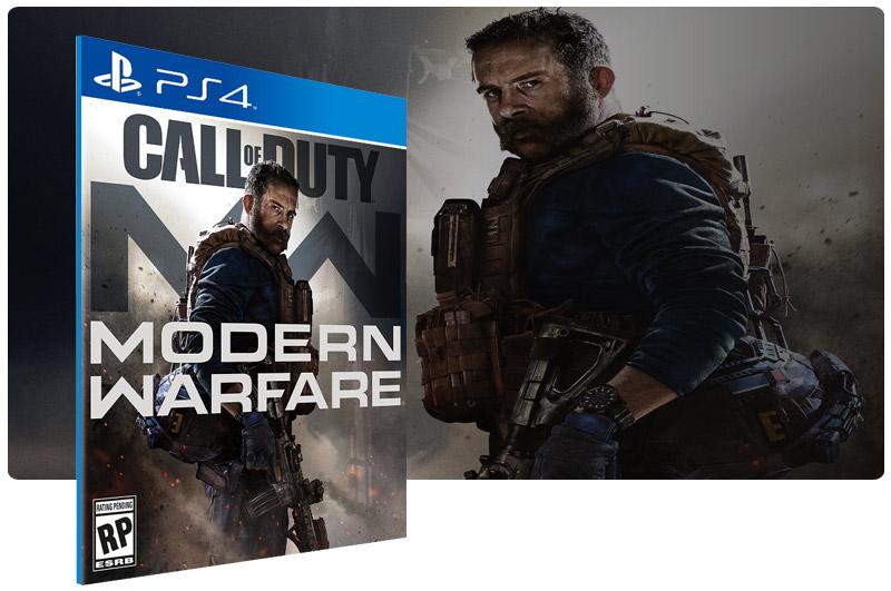 Resultado de imagem para Call Of Duty Modern Warfare - PS4 PSN Mídia Digital