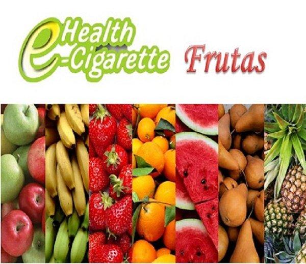 liquido e-health frutas limão, laranja, abacaxi e maracujá recargas de 20, 30 e 70ml nos teores de 00mg a 18mg.