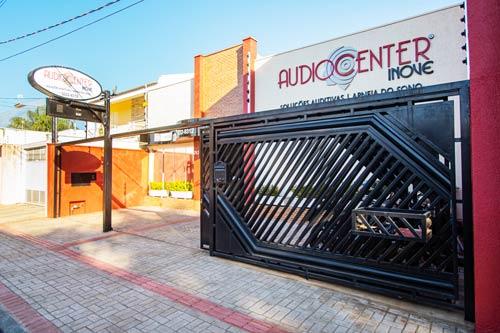 fachada Audio Center