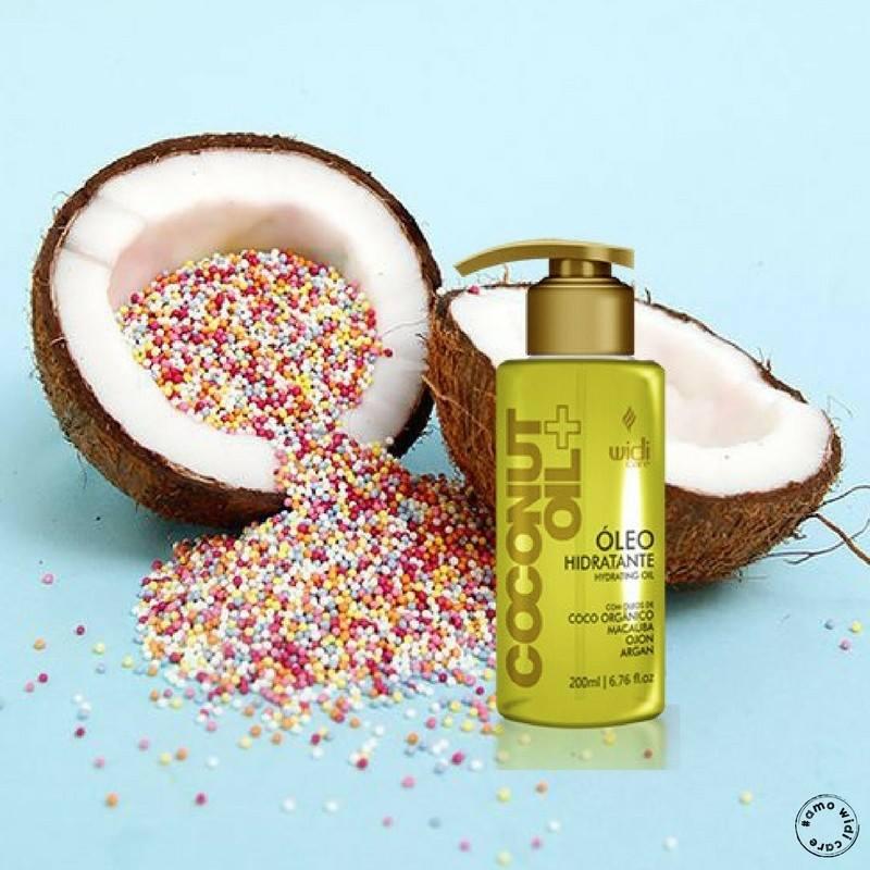 Widi Care Coconut Oil Finalizador