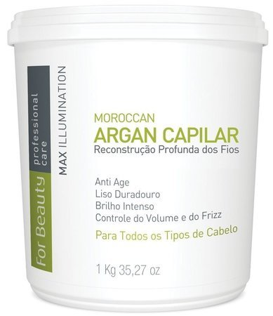 Argan Capiar Max Illumination For Beauty
