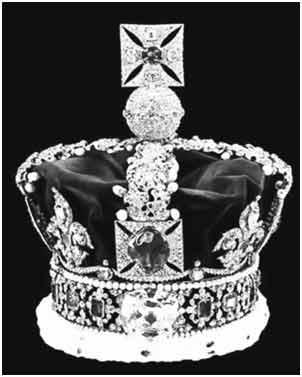 coroa imperial inglesa
