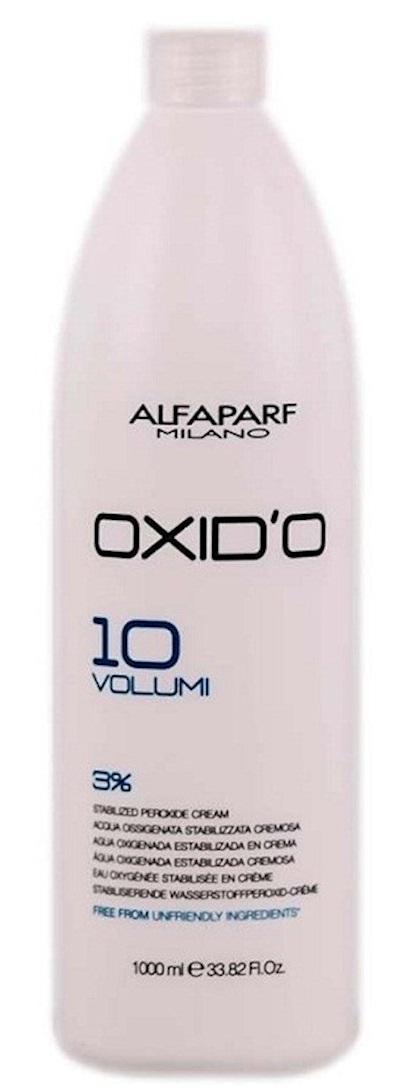 Água Oxigenada Cremosa Oxid'O Alfaparf 10 vol - 1L