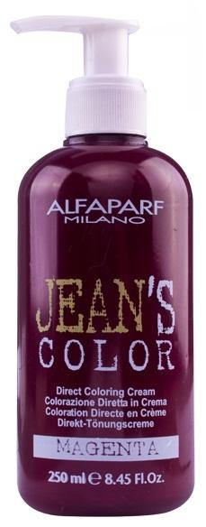 Tonalizante Jean's Color Magenta Alfaparf - 250ml