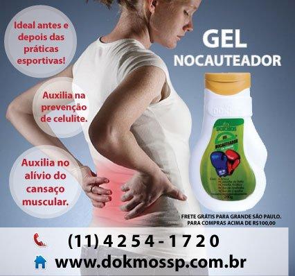 FRETE GRÁTIS - DOKMOS SÃO PAULO