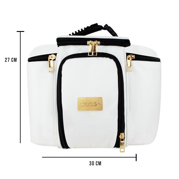 Bolsa Térmica Premium Branca G