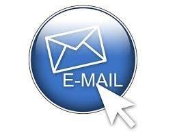 Envie o seu email