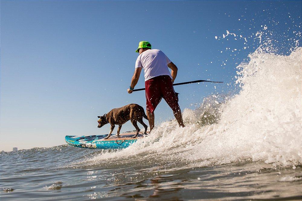 Dieta de um surfista