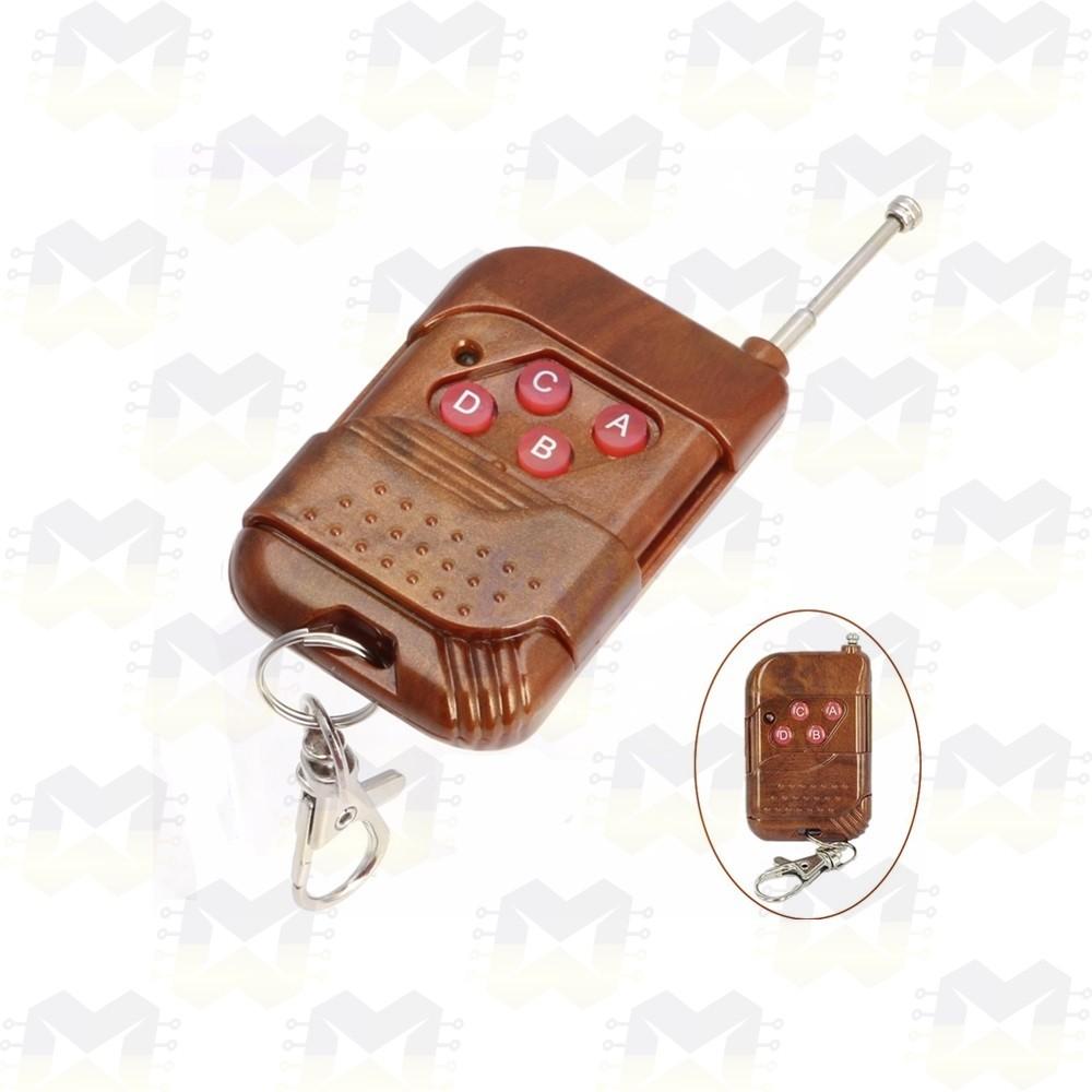 Controle Remoto (Transmissor) para RF 433 MHz