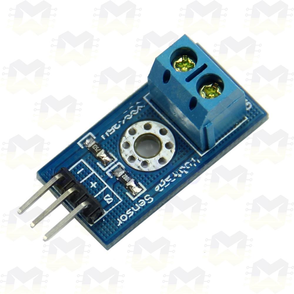 Sensor de Tensão DC 0-25V Arduino NodeMCU ESP8266 PIC
