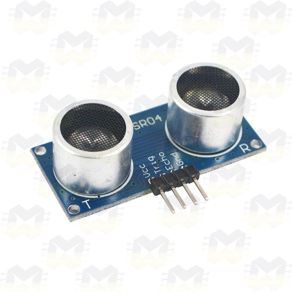 Sensor Ultrasonico HC-SR04 Arduino NodeMCU ESP8266 PIC Raspberry Robotica Automacao
