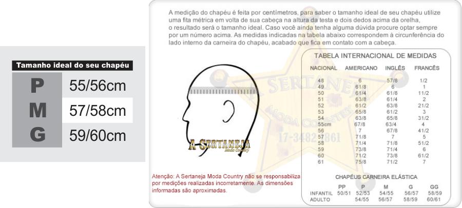 Chapéu Pralana Importado 8 Segundos Vent 30x - A Sertaneja 2bc3ae1dcb9