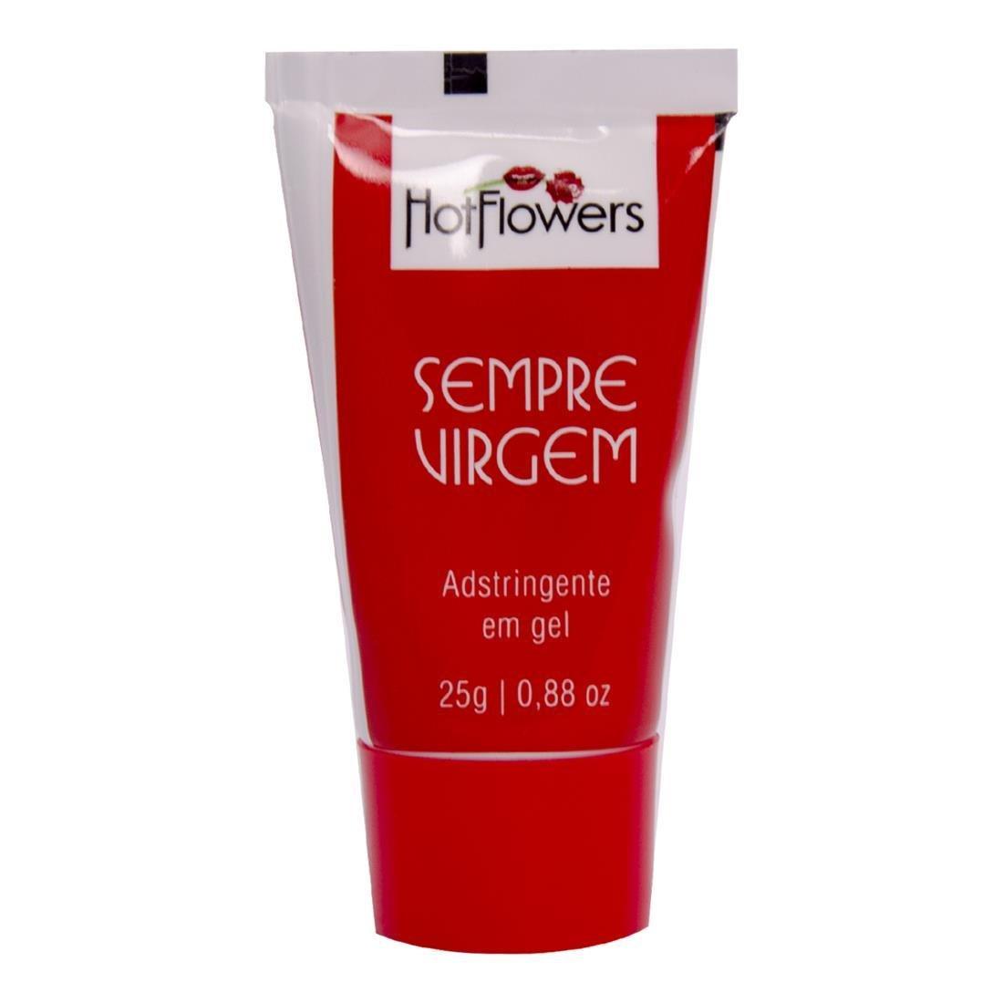 Adstringente Sempre Virgem 25g - Sexshop Sex Pepper Shop