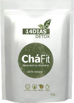 Chá Fit Emagrecedor Detox 14 Dias