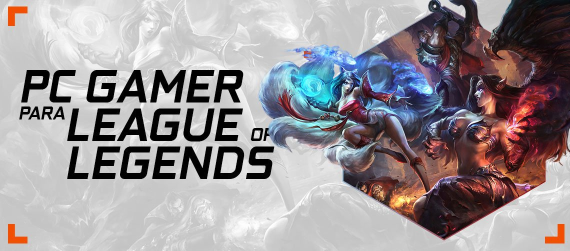 imagem: pc gamer para League of Legends