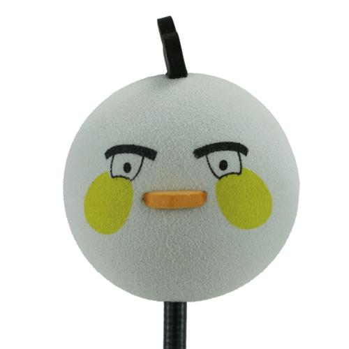 enfeite para antena de carros angry birds