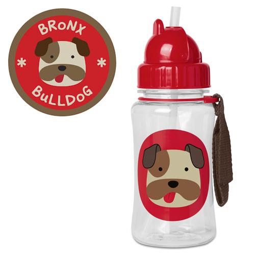 garrafinha-skip-hop-zoo-bulldog
