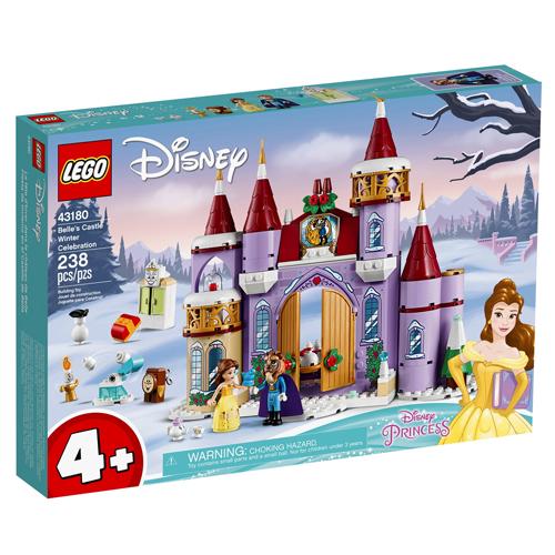 lego-disney-princess-43180-celebracao-de-inverno-no-castelo-da-bela
