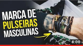 Pulseiras Masculinas exclusivas Verkstad