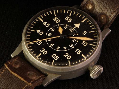 45c1af67453 Relogio Masculino Automatico LACO 1925 BIELEFELD e pulseira de couro ...