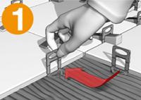 Clips nivelador de piso