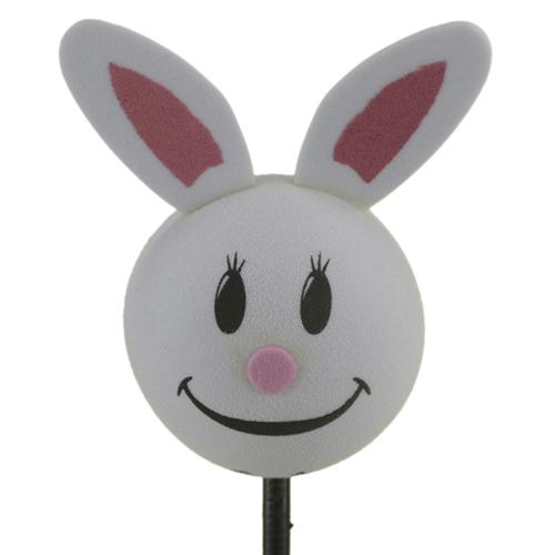 enfeite para antena de carros coelho