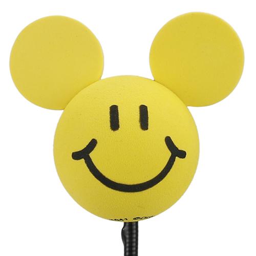 enfeite para antena de carros mickey feliz disney