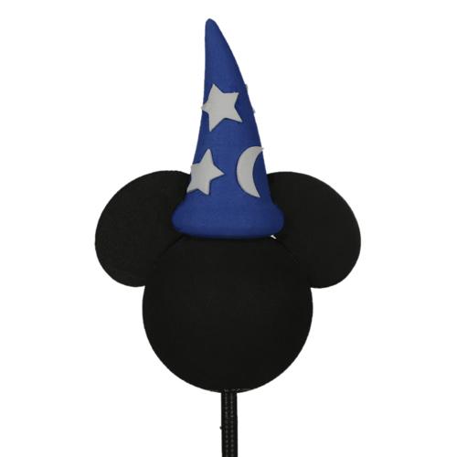 enfeite para antena de carros mickey magico disney