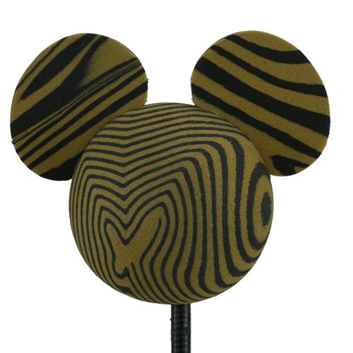 enfeite para antena de carros mickey tigre