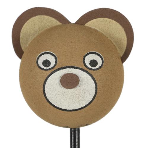 enfeite para antena de carros urso