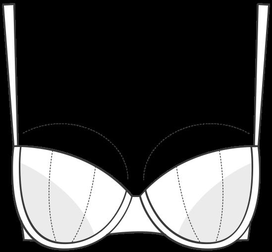 Características_Sutiã_Balconet