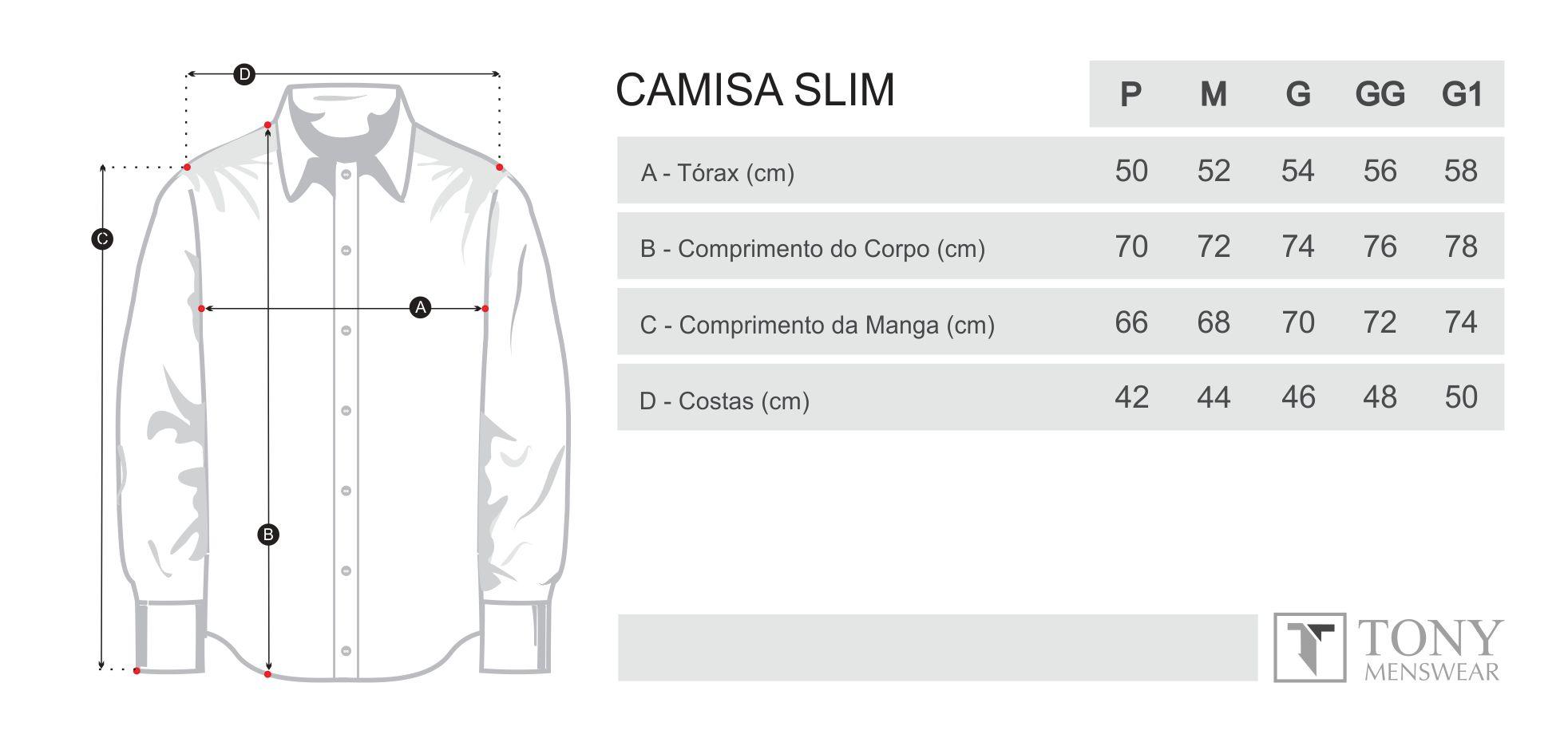2ed0d40e3d Camisa Social Masculina Rosa Slim com Detalhe de Poá - Tony Menswear ...