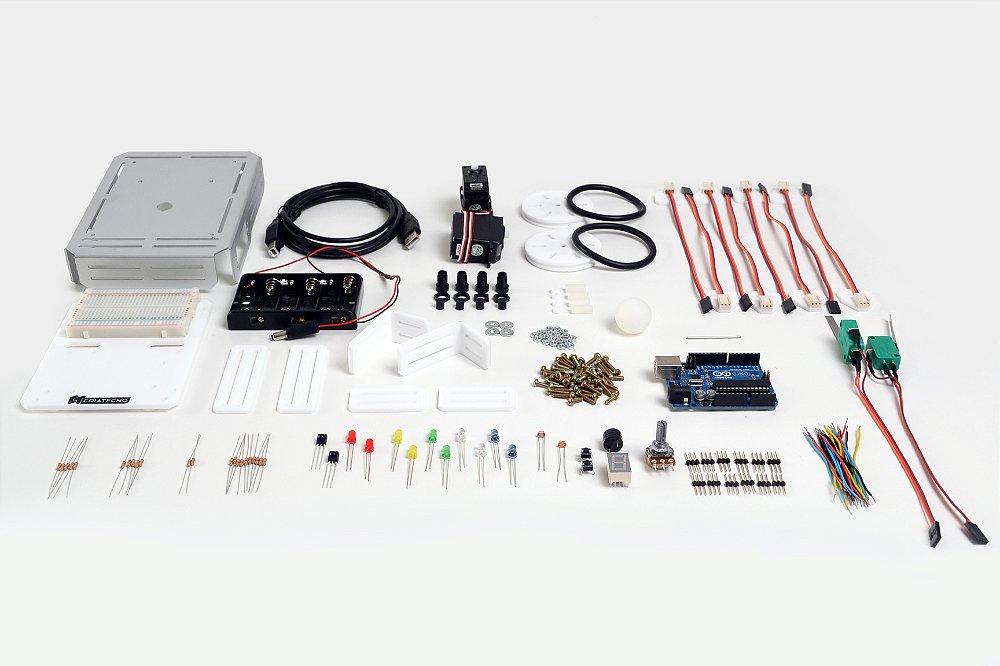 kit robótica