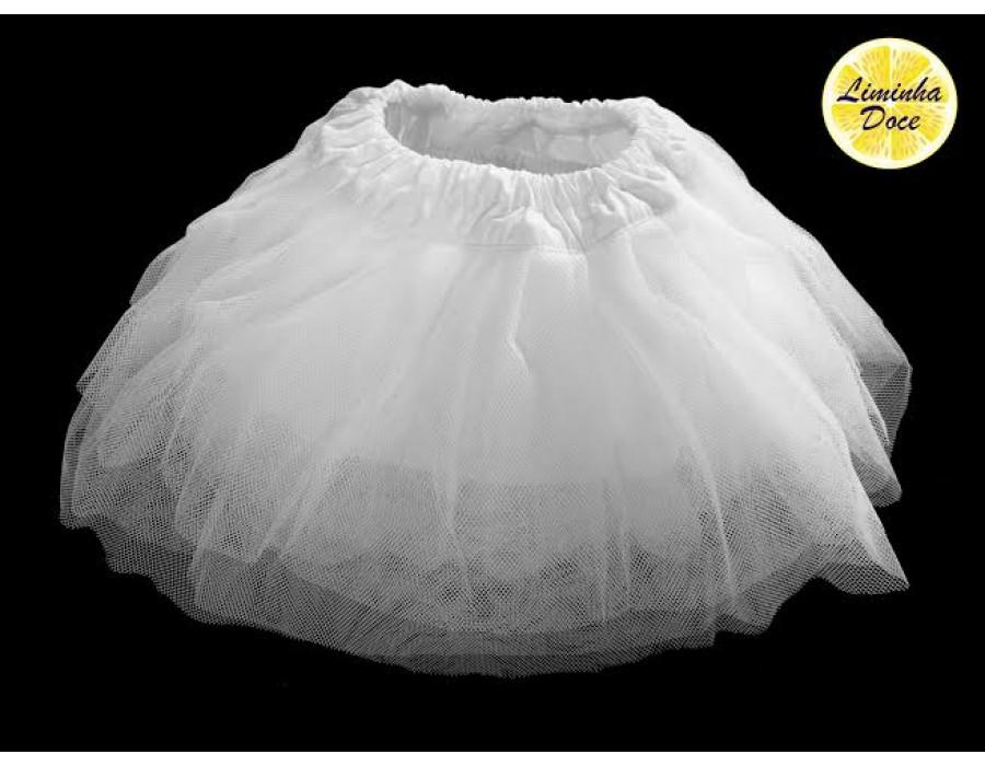 998d6e2531e  Recomendamos a compra do Saiote de Tule para que o vestido fique armado  igual a foto.
