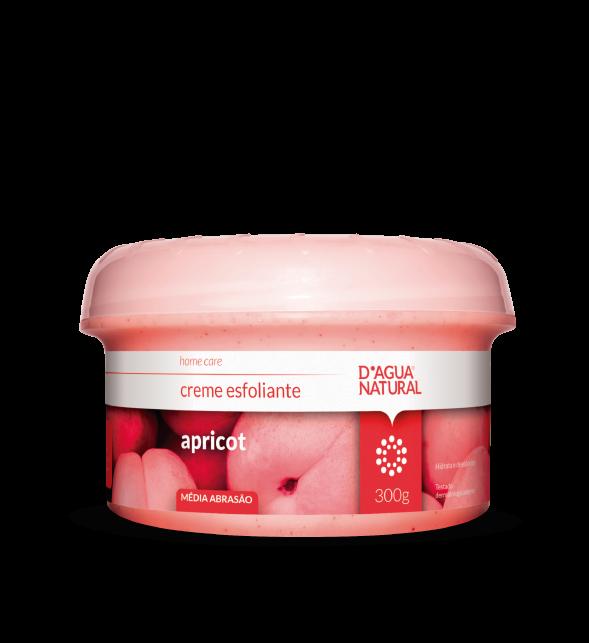 Esfoliante D'agua Natural Média Abrasão C/ Óleo de Apricot - 300g