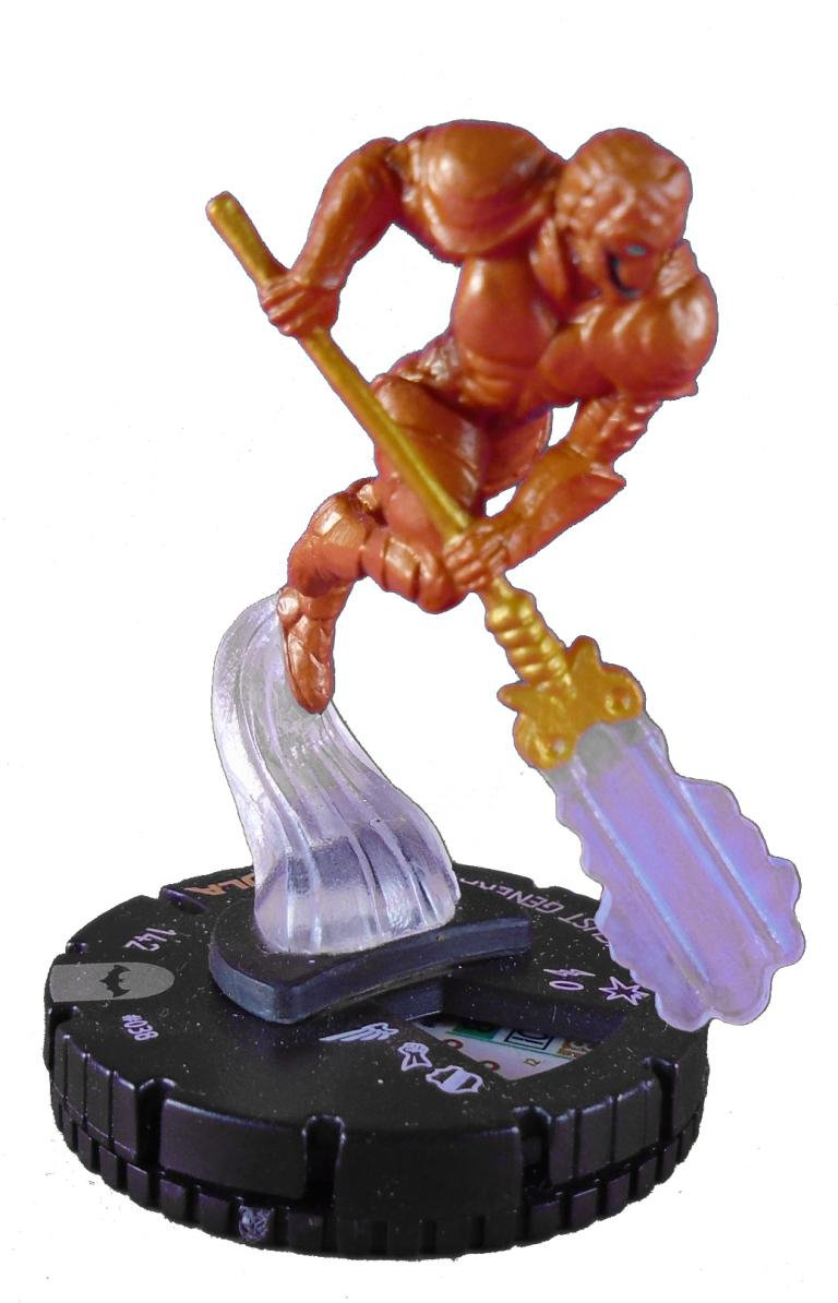 Heroclix August General In Iron JLA #038