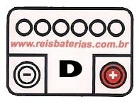 Bateria ACDelco 48Ah 22SO48D1
