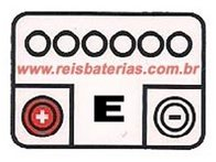 Bateria ACDelco 48Ah 22SO48E1