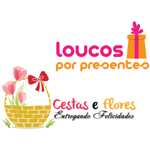 Loucos por Presentes - Cestas e Flores