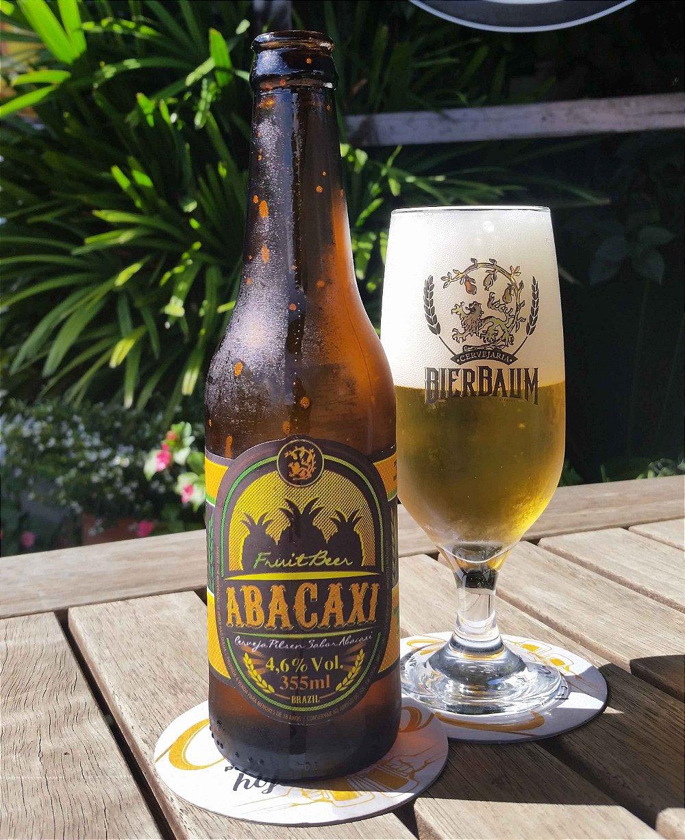Cerveja Bierbaum Abacaxi